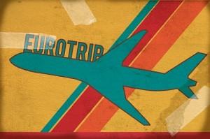 Eurotrip'as lėktuvu