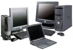 Naudoti kompiuteriai