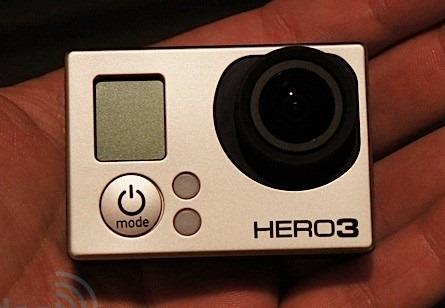Veiksmo kamera GoPro Hero3